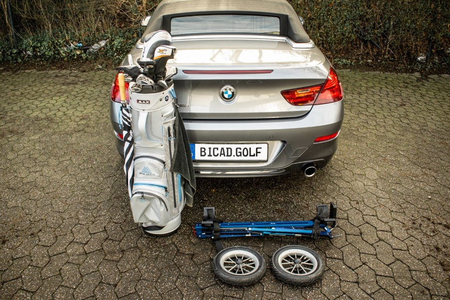 bicad.golf und PKW
