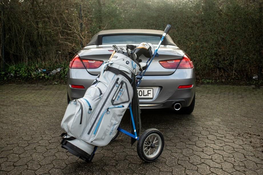 bicad.golf Bag angurten
