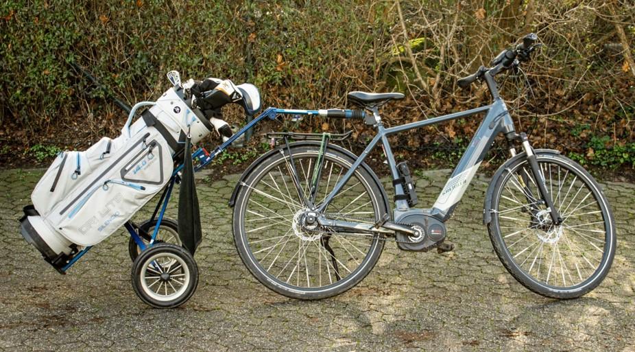 bicad.golf für jedes Alter und Fahrradgröße